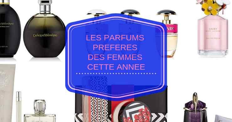 meilleur parfum femme