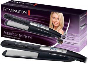 lisseur Remington S7202 Aqualisse - un fer à lisser pas cher mais efficace